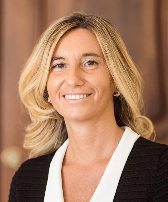 Porträtfoto Rechtsanwältin Carola Pagliarin