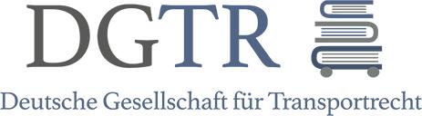 Logo - Deutsche Gesellschaft für Transportrecht e. V.