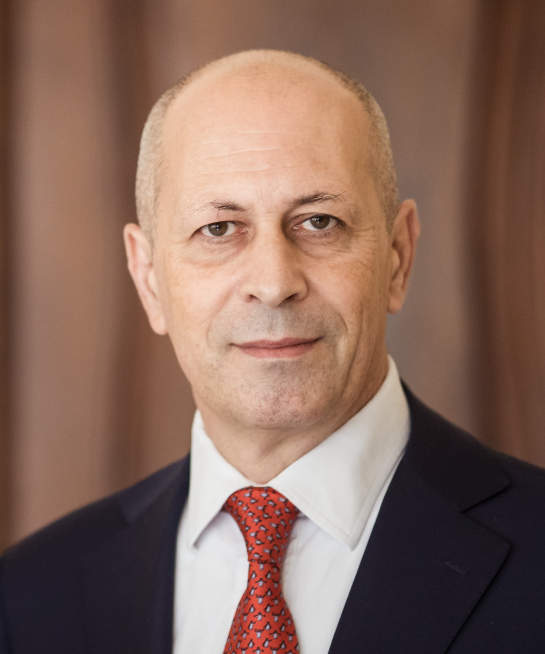 Porträtfoto Rechtsanwalt Francesco Volpe