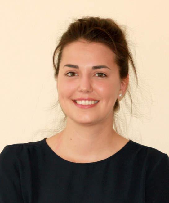 Porträtfoto Johanna Hintner