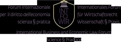 Logo- Internationales Forum für Wirtschaftsrecht e.V.