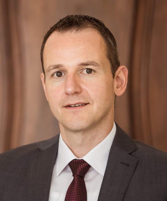 Porträtfoto Rechtsanwalt Lorenz Ebener