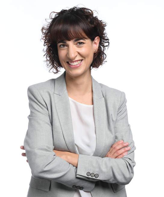 Portrait Dr. Silvia Muttoni