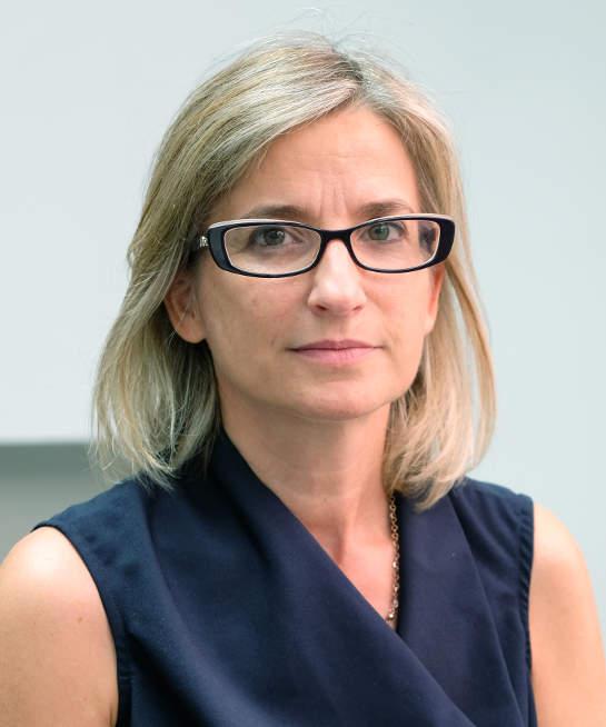 Portrait von Rechtsanwältin Dr. Stefanie Martin