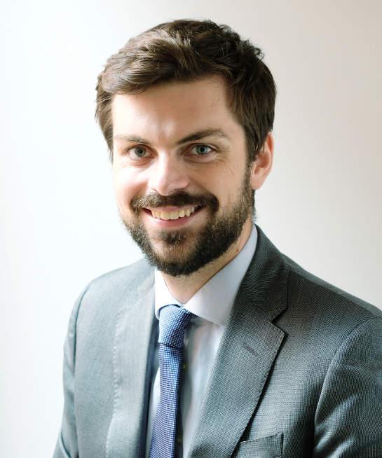 Portrait Rechtsanwalt Francesco Roncoroni